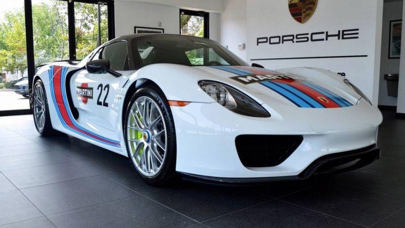 Porsche 918 Spyder successor will seek 6:30 lap tt the 'Ring