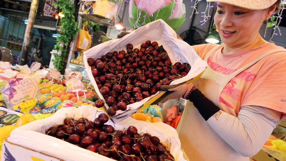 Argentina reaches deal at G20 to export cherries to China, with pork and honey negotiations in works