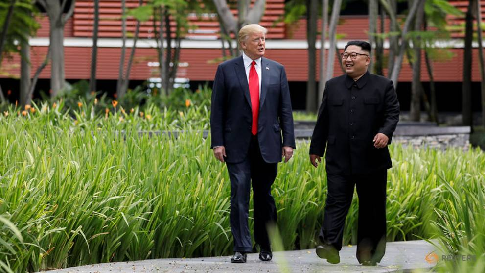 Next meeting with North Korea's Kim likely in early 2019: Trump