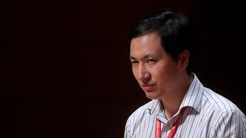 University denies 'chinese frankenstein' he jiankui detained over gene-edited babies claim