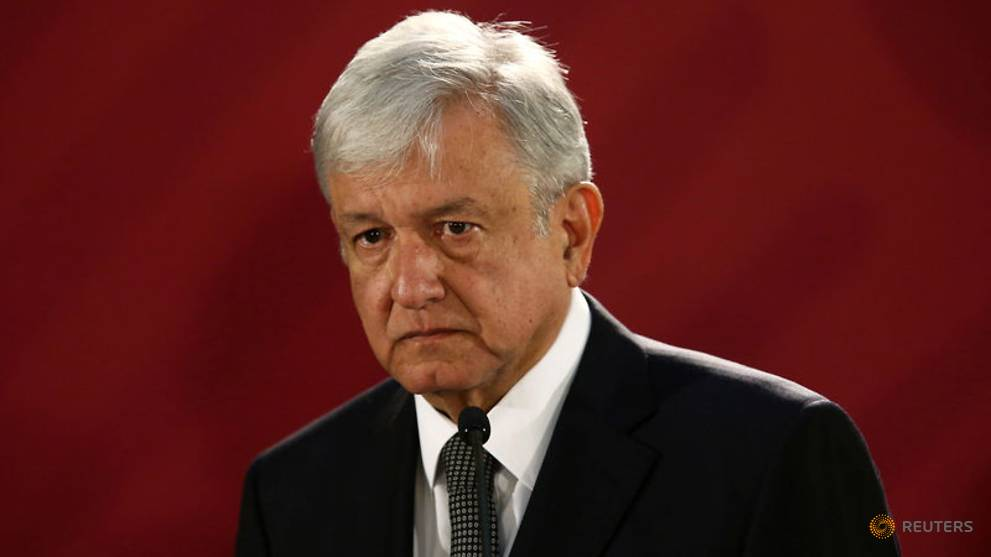 Mexico's president says he will likely speak with Trump on migration