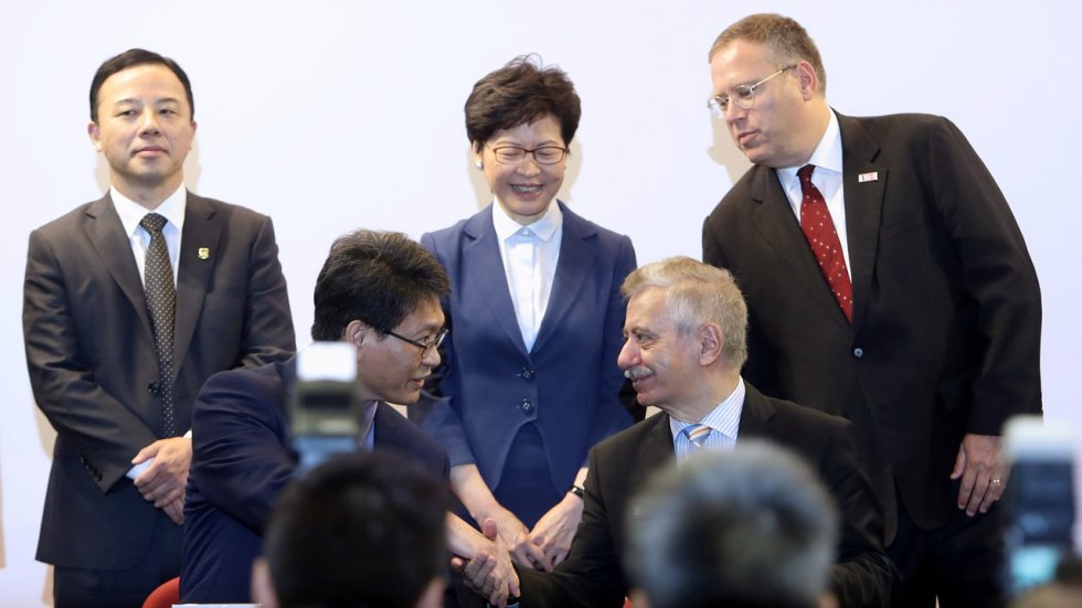 Gene editing not on the agenda as University of Hong Kong and Harvard join forces in bid to make disease detection faster, easier and smarter