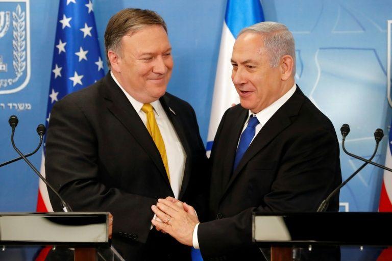 Netanyahu to meet US secretary of state in Brussels
