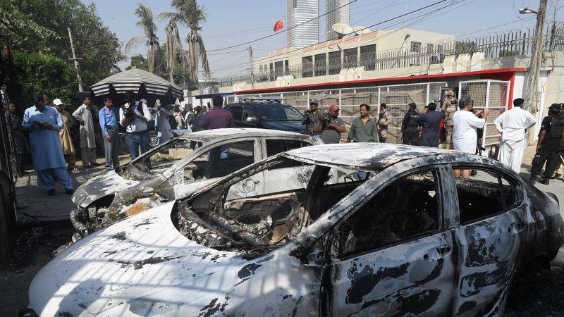 Pakistan attacks expose China's achilles' heel on international stage