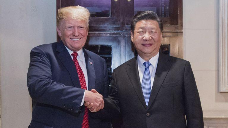 美国:相信中国为缓贸易摩擦所做承诺
