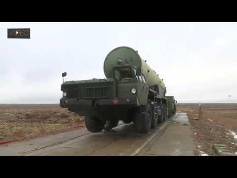 俄罗斯宣布成功试射核反弹道导弹