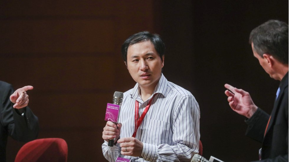 Before gene-editing controversy, Chinese scientist He Jiankui was rising star who received 41.5 million yuan in government grants