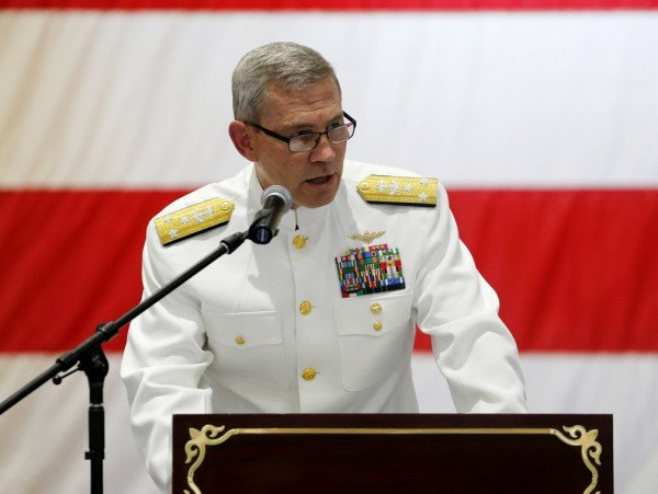 美国驻中东第五舰队司令突然死亡 美国防部:是自杀