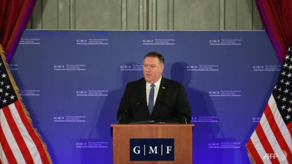 Pompeo defends US policy, slams China, Russia and Iran