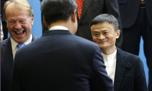 People's Daily trumpets Jack Ma's party membership