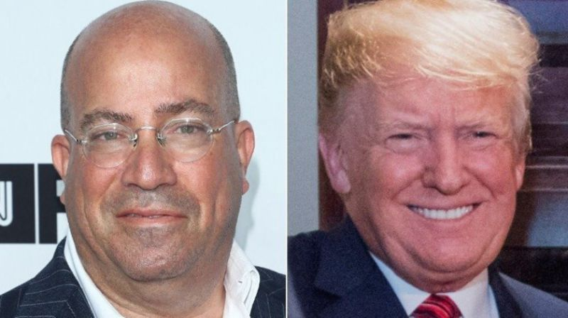 Cnn President reveals the personal reason Donald Trump hates the network so much
