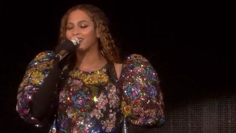 Beyoncé and Jay-Z headlined Mandela charity concert in South Africa. But violent muggers stole the show