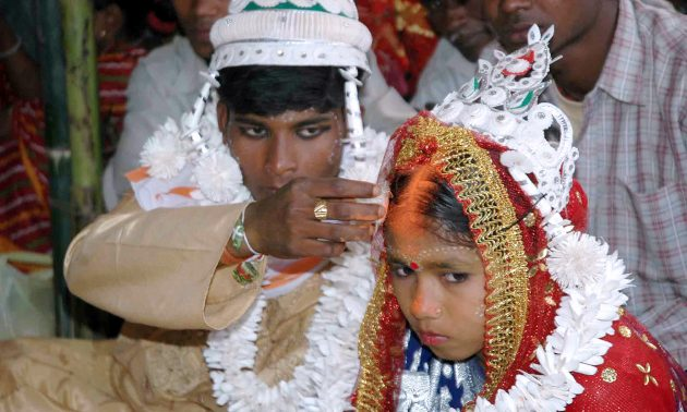 BJP candidate promises to aid child marriage in Rajasthan