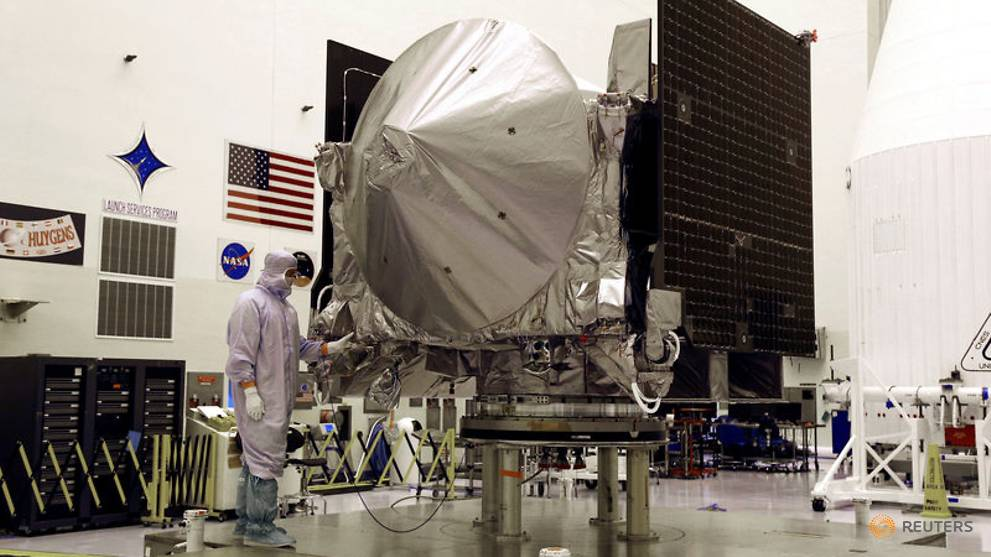 NASA deep space probe reaches asteroid deemed potential Earth threat