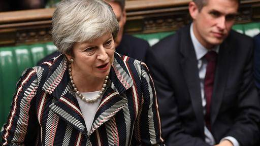 """英国下院今起就""""脱欧协议""""展开辩论:为期5天,每天8小时"""