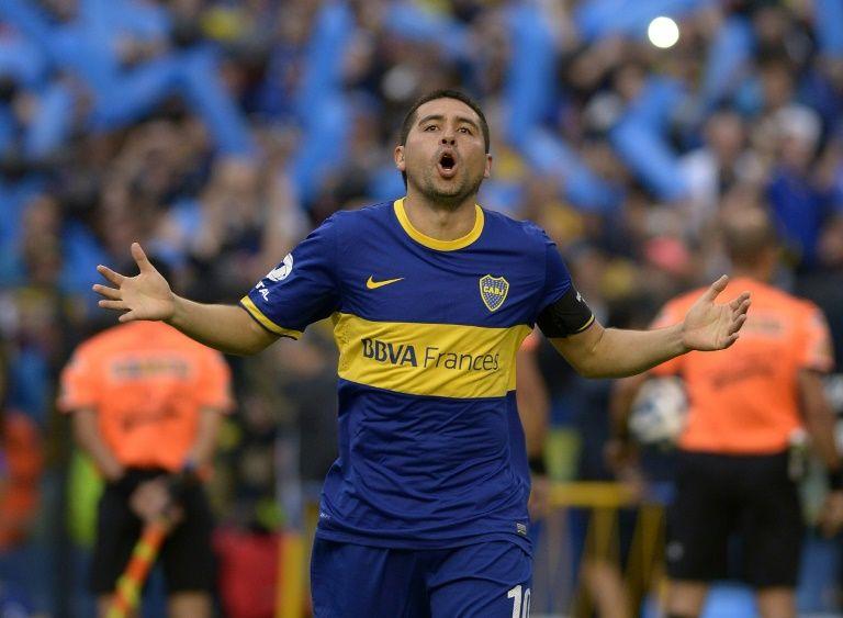 Former Boca great Riquelme blasts Madrid Copa Libertadores final