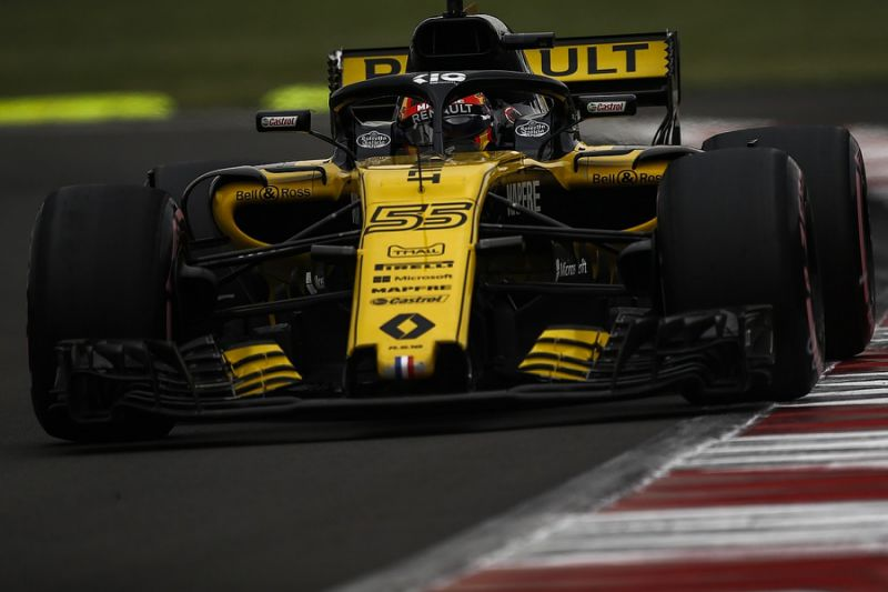 Sainz confused by '18 Renault F1 car's qualifying instability issue