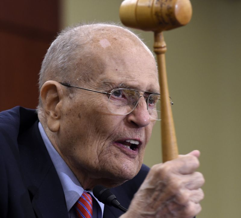 The longest-serving congressman in history wants to abolish the senate