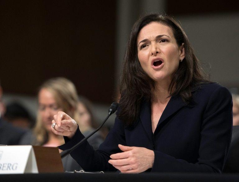 Facebook board backs embattled executive sheryl sandberg