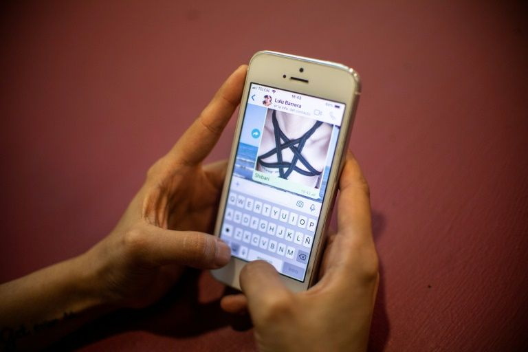 Shedding clothes and taboos, mexican women learn to sext safely