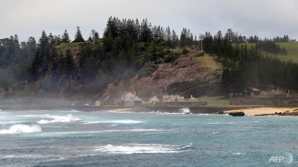 Quake of magnitude 6 strikes northeast of Australia's Norfolk Island: USGS