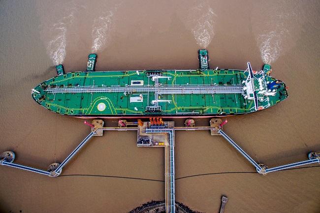 中美贸易战暂时休兵 联合石化计划恢复进口美国原油