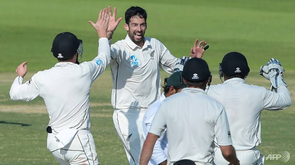 Cricket: New Zealand win first away Test series over Pakistan in 49 years