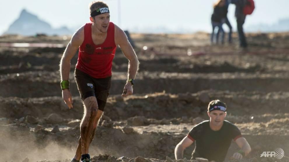 Endurance athlete chases US$1 million bonus prize