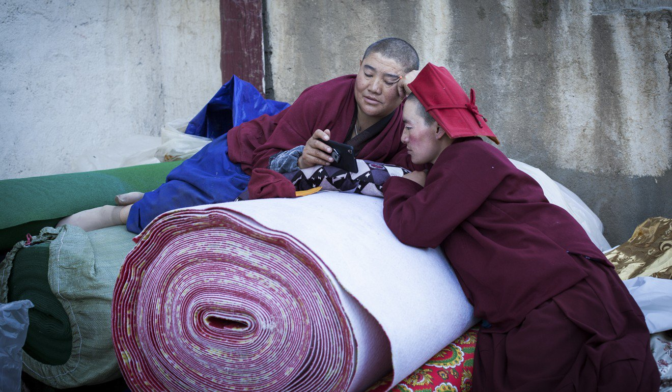 Sichuan's remote Yarchen Gar monastery, where Buddhist monks and nuns suffer on the path to enlightenment