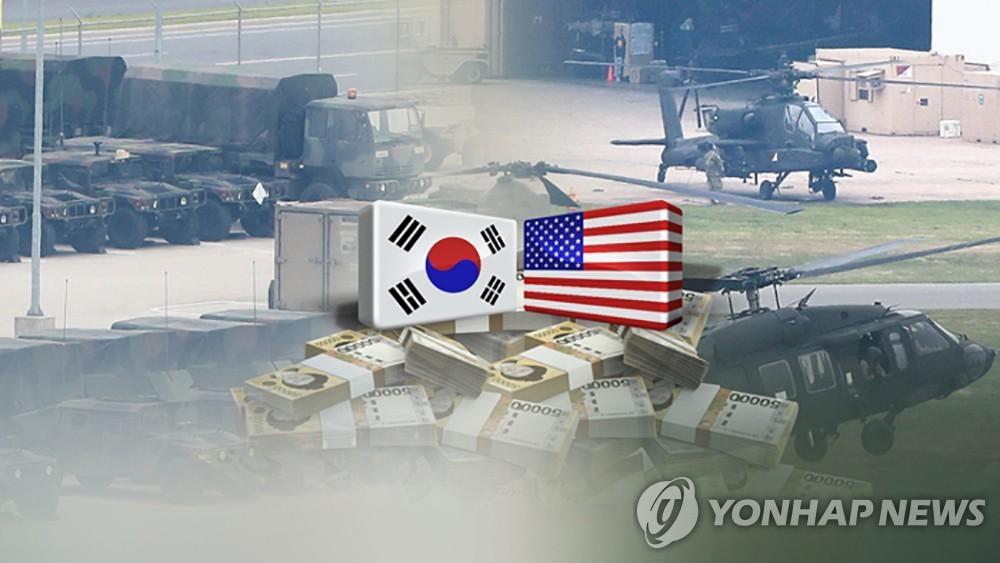 驻韩美军费用到底谁来掏?韩美又要开始谈判了