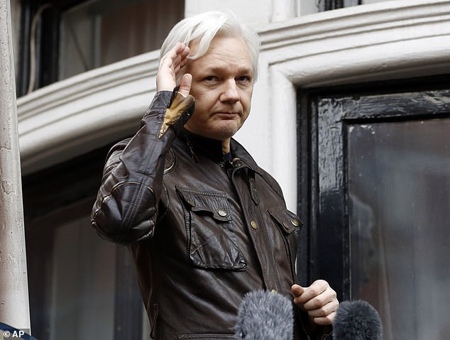 Ecuador says Britain has guaranteed not to extradite Julian Assange to 'any country where he'd face the death penalty' - and he can LEAVE their London embassy