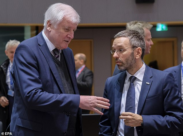 EU drops plans for a 10,000-strong border force after several countries said the move would erode national sovereignty