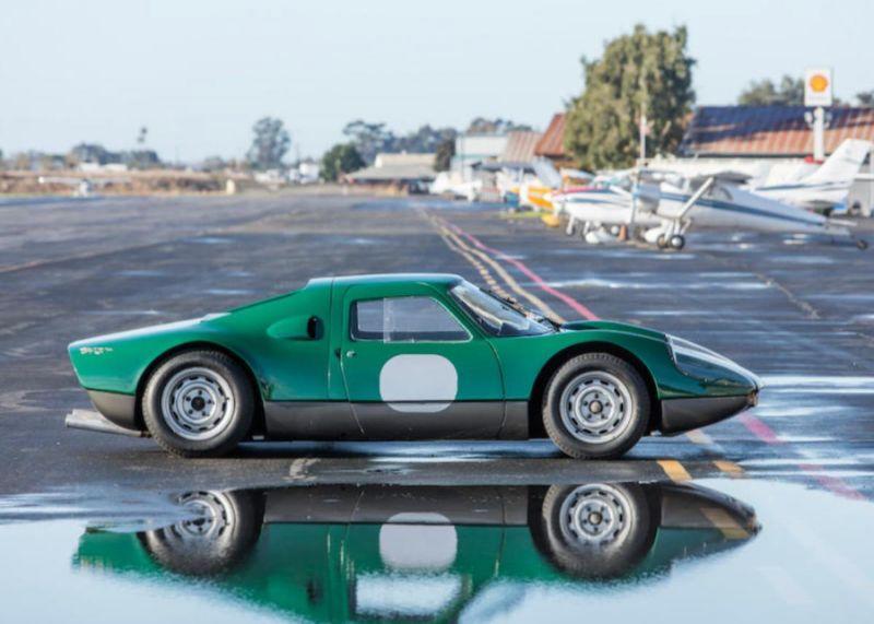 Ex-Robert Redford 1964 Porsche 904 GTS is a rare racer
