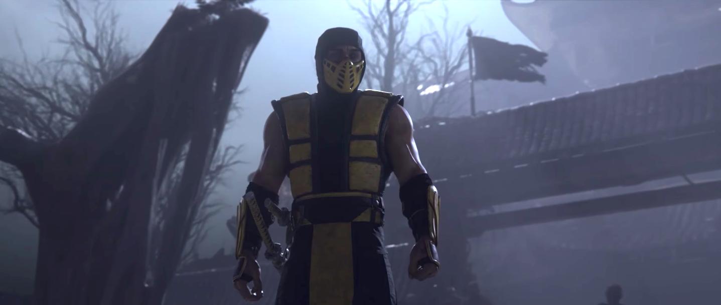 Mortal Kombat 11 revealed, coming April 2019