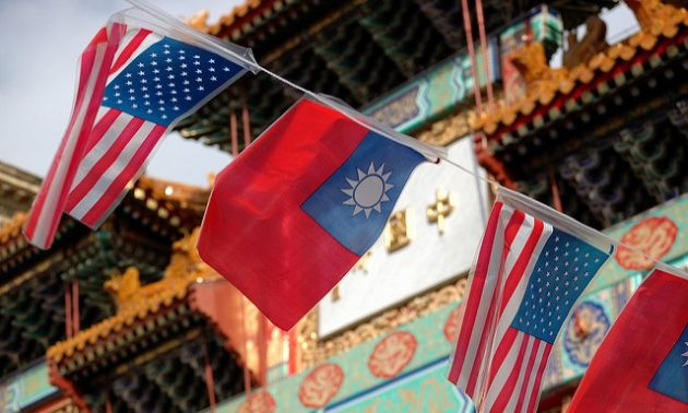 New US Senate bill reaffirms further arms sales to Taiwan