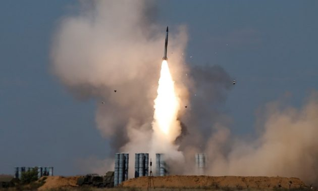 Russia overtakes Britain in global arms trade rankings