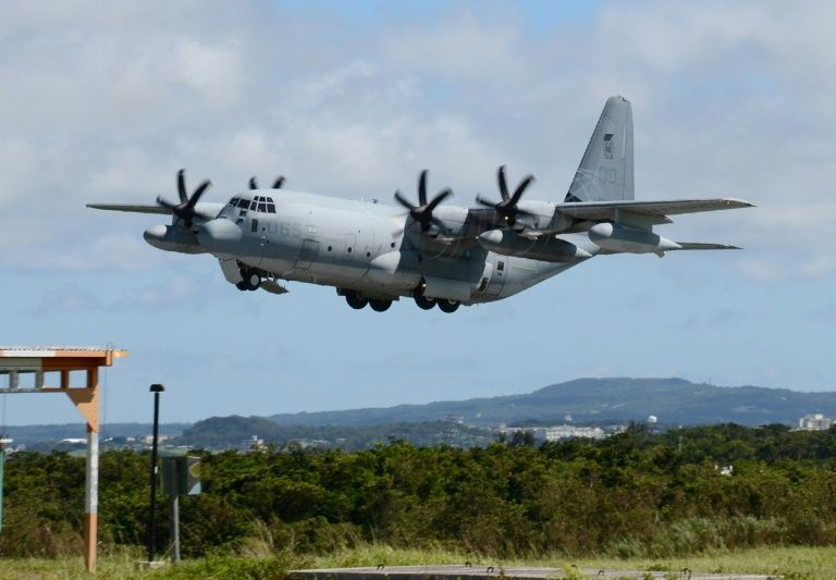 US military declares five missing marines dead after Japan crash