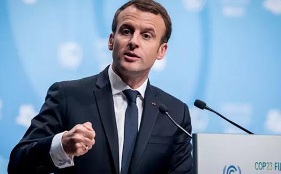 """马克龙宣布法国进入""""经济紧急状态"""" 承诺减税涨工资"""