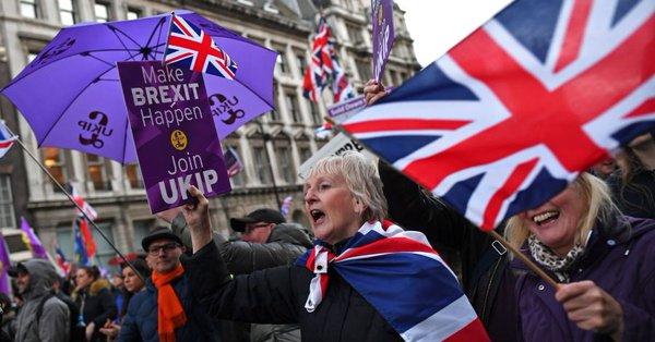 欧洲法院裁定英国可单方面撤销退欧 让反退欧人士燃起希望