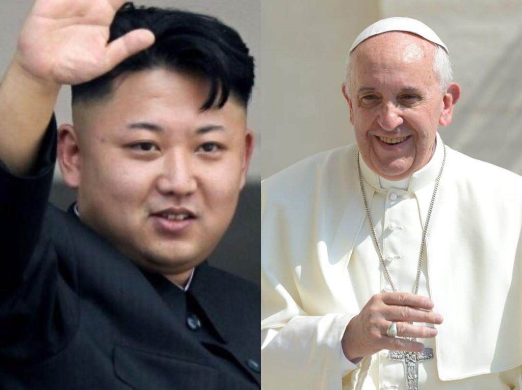 教皇明年访朝告吹? 韩外交部:仍在推进中