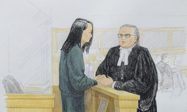 China-Canada ties go from bad to worse as US moves on Huawei CFO