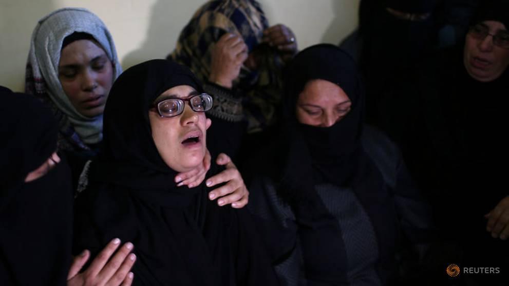 Gaza boy, 4, dies from Israeli fire: Palestinian medics