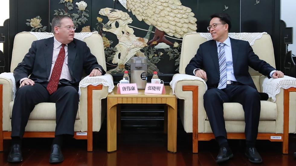 Top US diplomat in Hong Kong met Beijing leader on city affairs amid furore over Huawei's Sabrina Meng Wanzhou