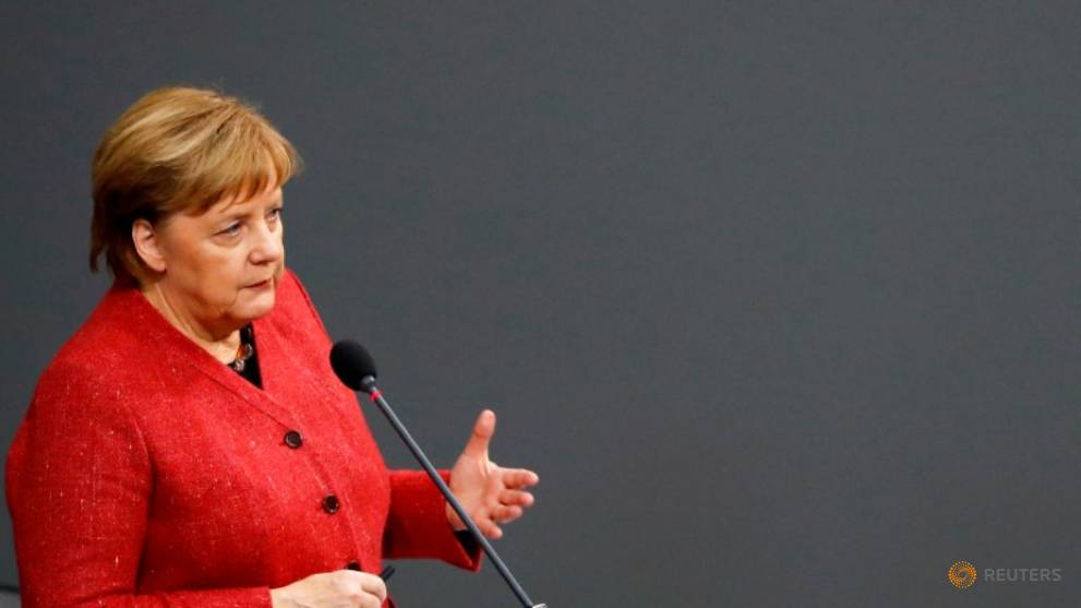 Merkel: There's still time for an orderly Brexit