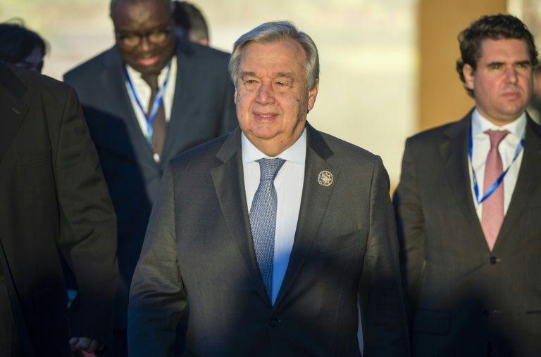 UN pushes for truce, humanitarian corridors at Yemen talks