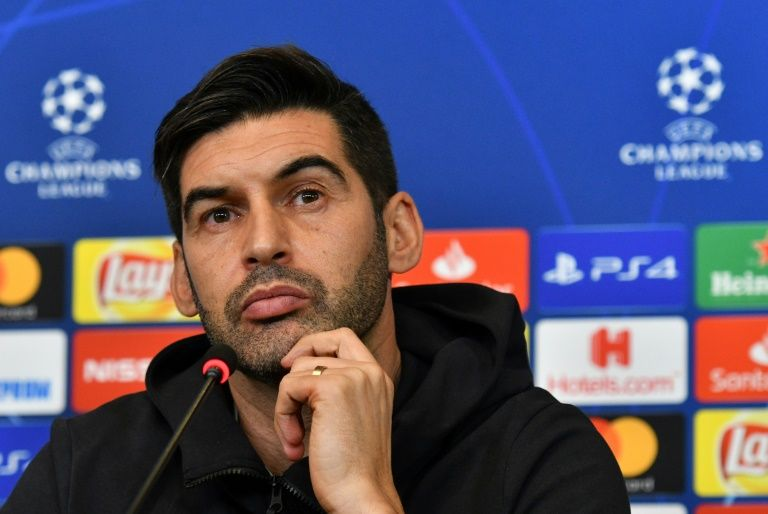 Shakhtar coach believes in 'fantastic' outcome against Lyon