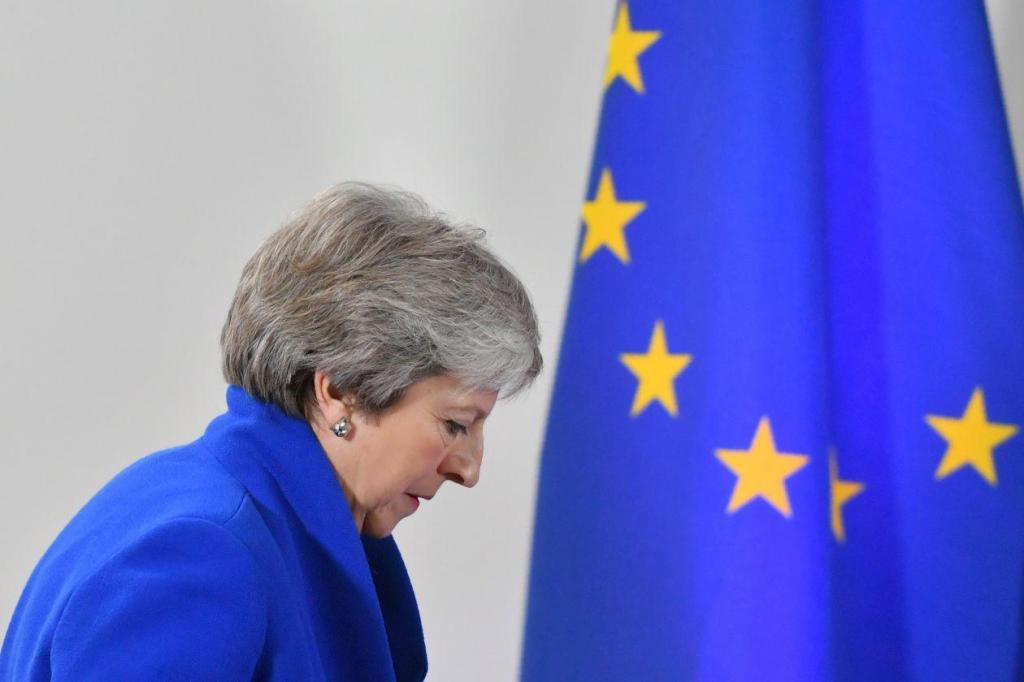快讯!英国保守党宣布今日启动对特雷莎·梅不信任投票