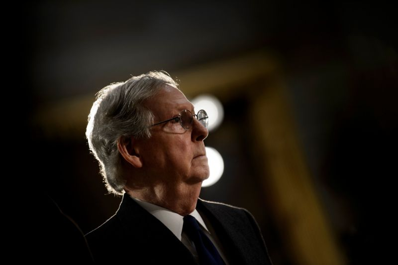 Mitch mcconnell will let senate vote on criminal justice bill
