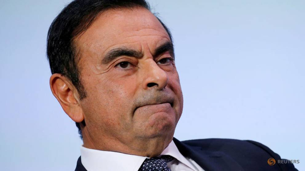 Nissan sues ousted chairman's sister for 'unjust enrichment'