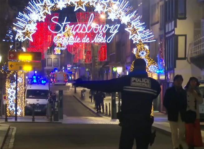 France Hunts Gunman After Mass Shooting